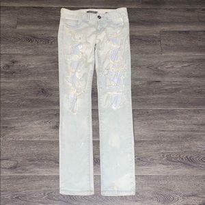 25 Guess Daredevil skinny jeans